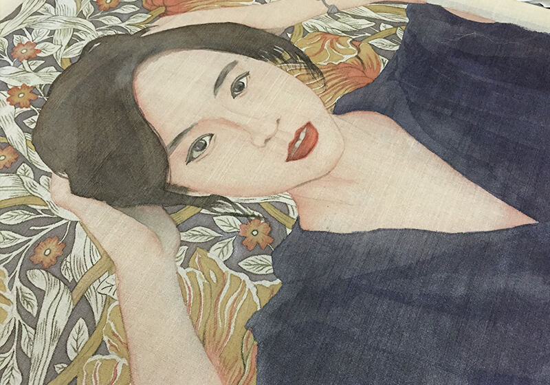 Portrait of Kim Anh