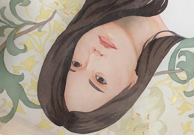Portrait of Ngọc Mèo