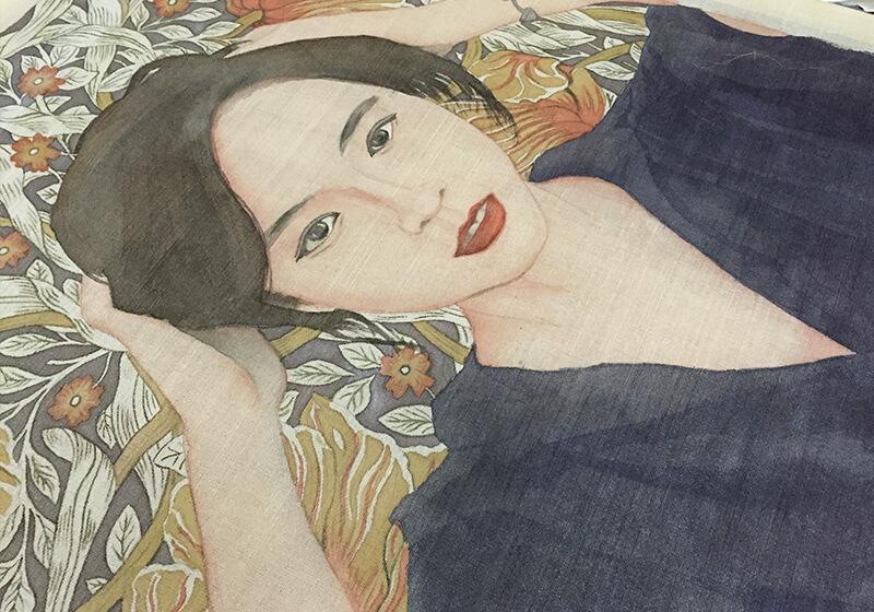 Portrait of Kim Anh